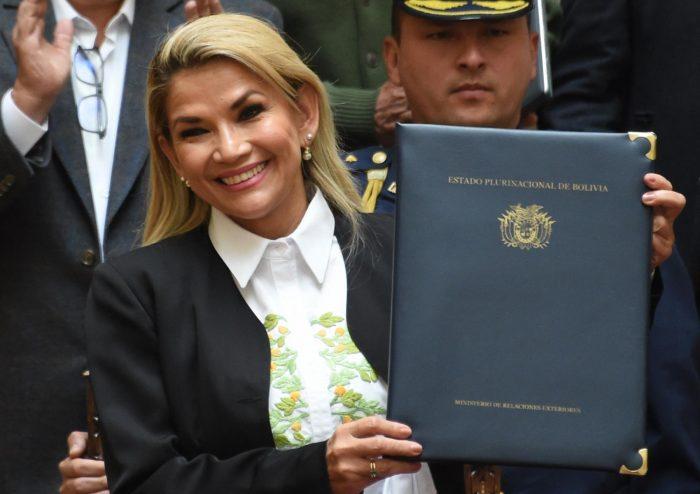 Jeanine Áñez Chávez - Sexagésima sexta Presidente de Bolivia