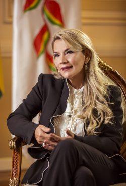 Jeanine Áñez Chávez