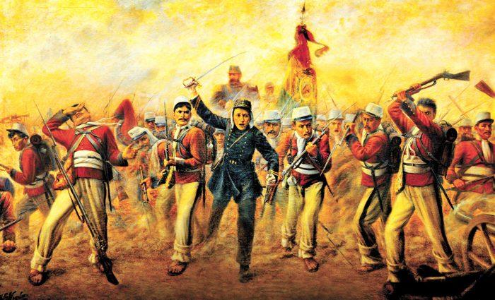 Los Colorados de Bolivia. (Los Tiempos)