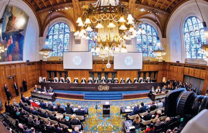 Fallo de La Haya (Página Siete)