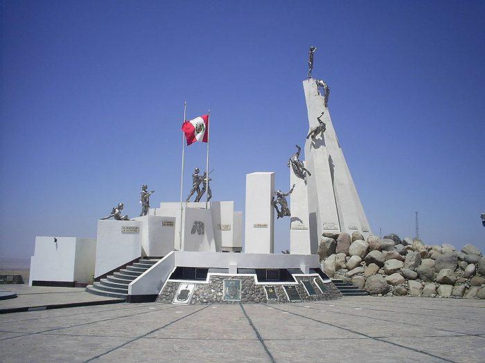 Monumento Alto de la Alianza.