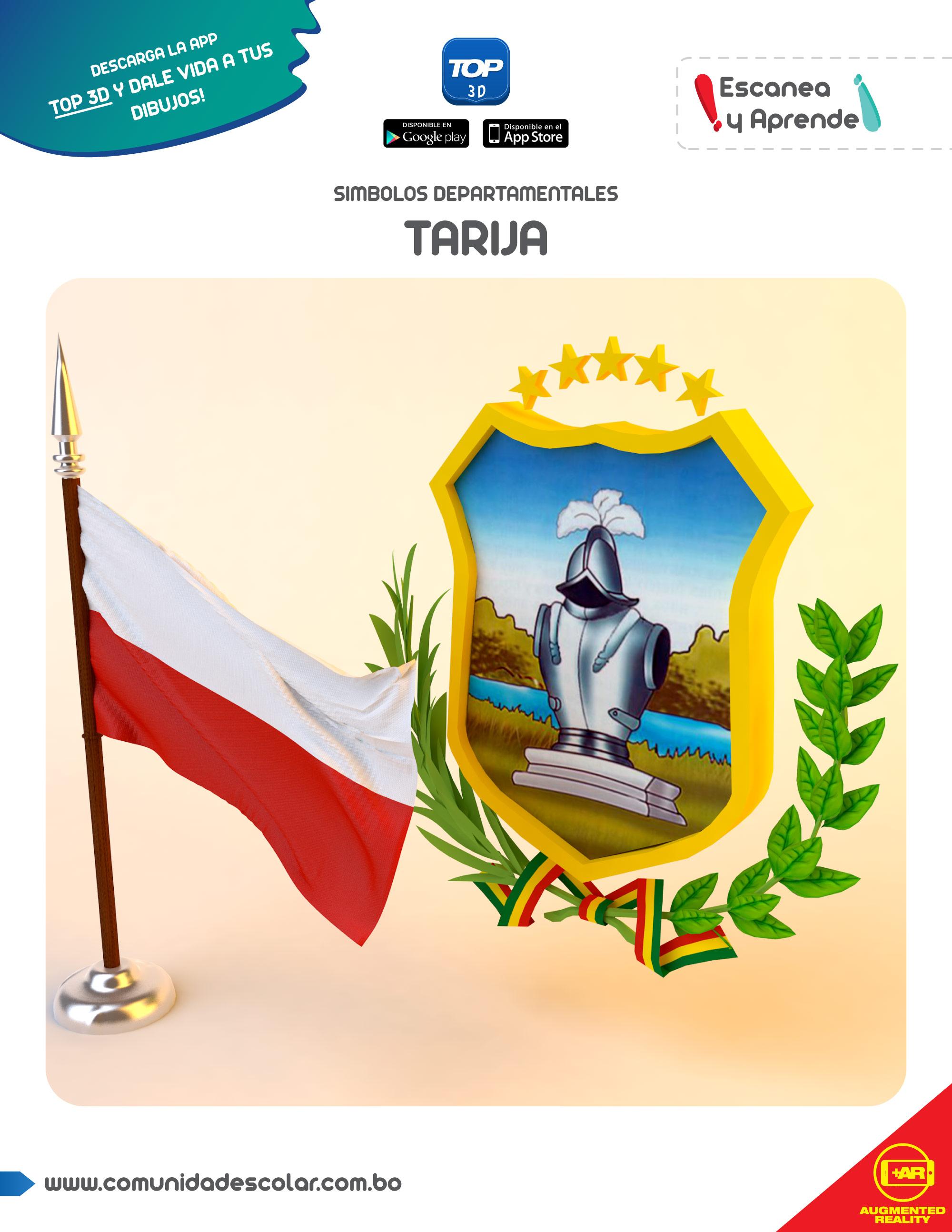 Símbolos del departamento de Tarija