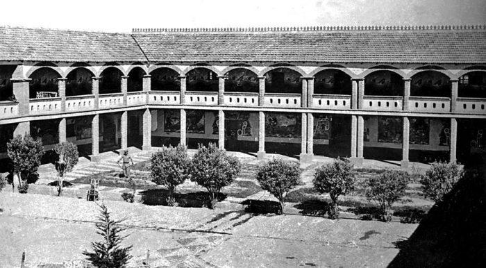 Escuela Warisata 1939 (Pagina Siete)